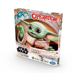 OPERATION -  STAR WARS (ENGLISH)