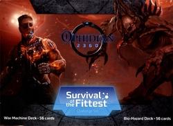 OPHIDIAN 2360 -  WAR MACHINE VS BIO-HAZARD (ENGLISH)
