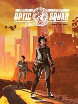 OPTIC SQUAD -  MISSION SEATTLE 01