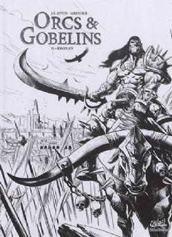 ORCS & GOBELINS -  KRONAN (EDITION NOIR ET BLANC) 11