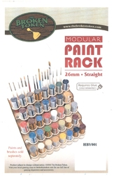 ORGANIZER -  PAINT RACK - 26MM