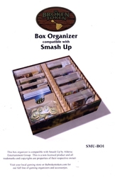 ORGANIZER -  WOOD ORGANIZER - SMASH UP