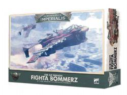 ORK AIR WAAAGH! -  FIGHTA BOMMERZ -  AERONAUTICA IMPERIALIS