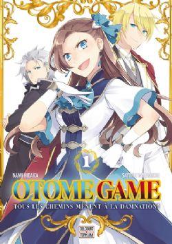 OTOME GAME -  (FRENCH V.) 01
