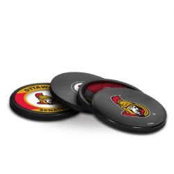 OTTAWA SENATORS -  4-PACK COASTER SET