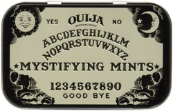 OUIJA -  MYSTIFYING MINTS CANDIES - MINT