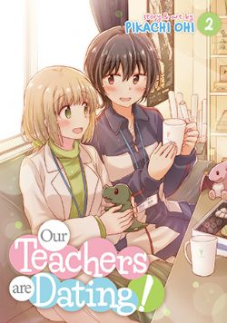 OUR TEACHERS ARE DATING! -  (ENGLISH V.) 02
