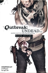 OUTBREAK : UNDEAD -  STARTER KIT (ENGLISH)