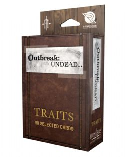 OUTBREAK : UNDEAD -  TRAITS DECK -  SECOND EDITION
