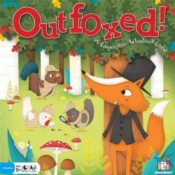 OUTFOXED! (ENGLISH)