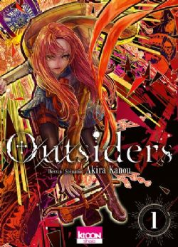 OUTSIDERS -  (FRENCH V.) 01