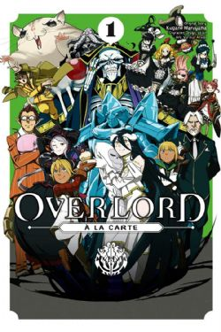 OVERLORD -  (ENGLISH V.) -  À LA CARTE 01