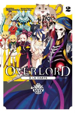 OVERLORD -  (ENGLISH V.) -  À LA CARTE 02