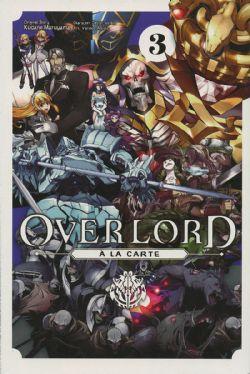 OVERLORD -  (ENGLISH V.) -  À LA CARTE 03