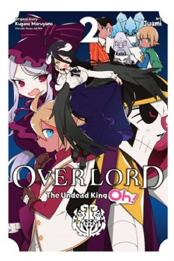 OVERLORD -  (ENGLISH V.) -  UNDEAD KING OH!, THE 02