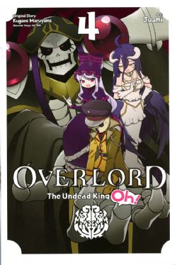 OVERLORD -  (ENGLISH V.) -  UNDEAD KING OH!, THE 04
