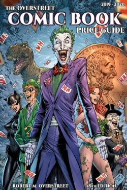 OVERSTREET -  COMIC BOOK PRICE GUIDE (BATMANS ROGUES GALLERY) TP 49