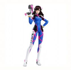 OVERWATCH -  D.VA FIGMA ACTION FIGURE (6