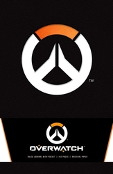 OVERWATCH -  LOGO - HARDCOVER RULED JOURNAL (192 PAGES)