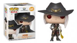 OVERWATCH -  POP! VINYL FIGURE OF ASHE (4 INCH) 441