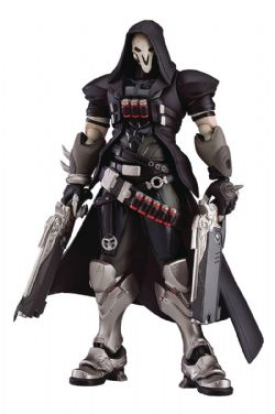OVERWATCH -  REAPER FIGMA ACTION FIGURE (6