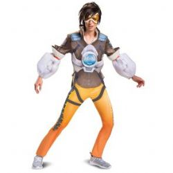 OVERWATCH -  TRACER COSTUME (ADULT)