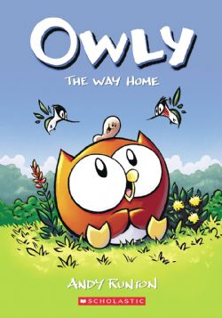 OWLY -  THE WAY HOME 01