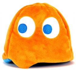 PAC-MAN -  CLYDE PLUSH (REVERSIBLE) (4 INCH)