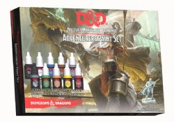 PAINT -  ADVENTURERS PAINT SET -  NOLZUR'S MARVELOUS PIGMENTS