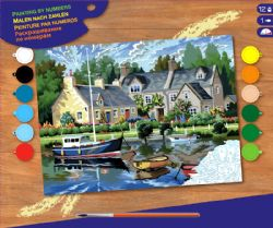 PAINT BY NUMBERS SENIOR - CALM WATER