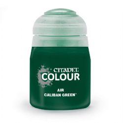 PAINT -  CITADEL AIR - CALIBAN GREEN (24ML) 28-07