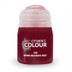 PAINT -  CITADEL AIR - WORD BEARERS RED (24ML) 28-75