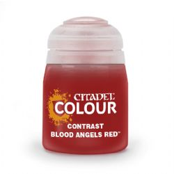 PAINT -  CITADEL CONTRAST - BLOOD ANGELS RED (18ML) 29-12