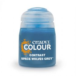 PAINT -  CITADEL CONTRAST - SPACE WOLVES GREY (18ML) 29-36