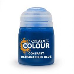 PAINT -  CITADEL CONTRAST - ULTRAMARINES BLUE (18ML) 29-18