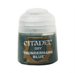 PAINT -  CITADEL DRY - THUNDERHAWK BLUE 23-32