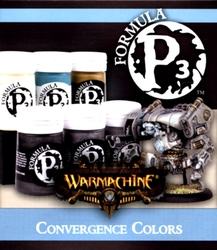 PAINT -  CONVERGENCE COLORS