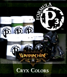PAINT -  CRYX COLORS