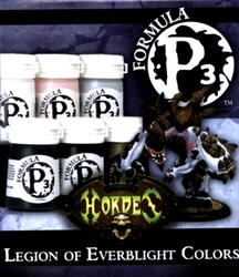 PAINT -  LEGION OF EVERBLIGHT COLORS