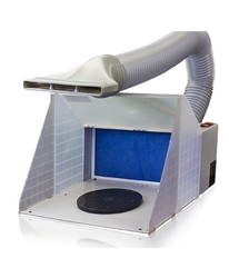 PAINT -  METAL SPRAY BOOTH DELUXE
