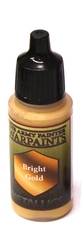 PAINT -  METALLICS - BRIGHT GOLD (18 ML)
