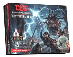 PAINT -  MONSTERS PAINT SET -  NOLZUR'S MARVELOUS PIGMENTS