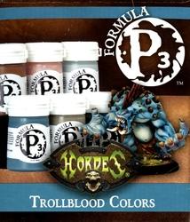 PAINT -  TROLLBLOODS COLORS