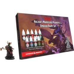 PAINT -  UNDEAD PAINT SET -  NOLZUR'S MARVELOUS PIGMENTS