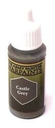 PAINT -  WARPAINTS - CASTLE GREY (18 ML)