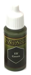 PAINT -  WARPAINTS - ELF GREEN (18 ML)