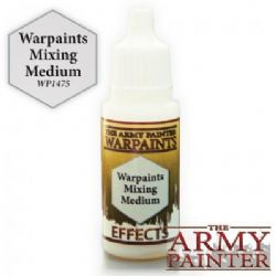 PAINT -  WARPAINTS - MIXING MEDIUM (18 ML)