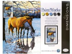 PAINT WORKS -  REFLECTIONS (20
