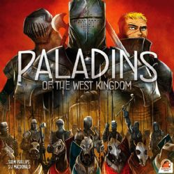 PALADINS OF THE WEST KINGDOM (ENGLISH)
