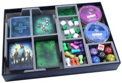 PANDEMIC -  INSERT - WITH EXPANSIONS -  FOLDED SPACE